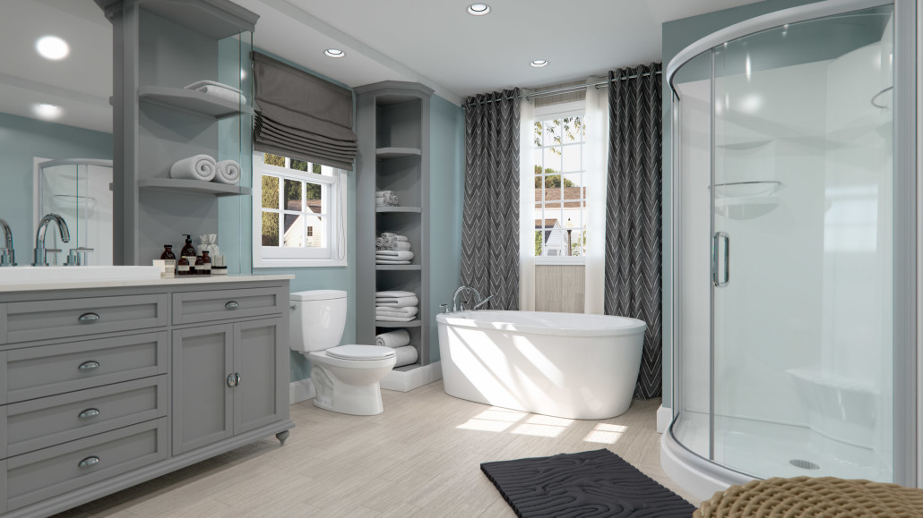 Bathroom renos best home design 2018 for Best bathroom renos