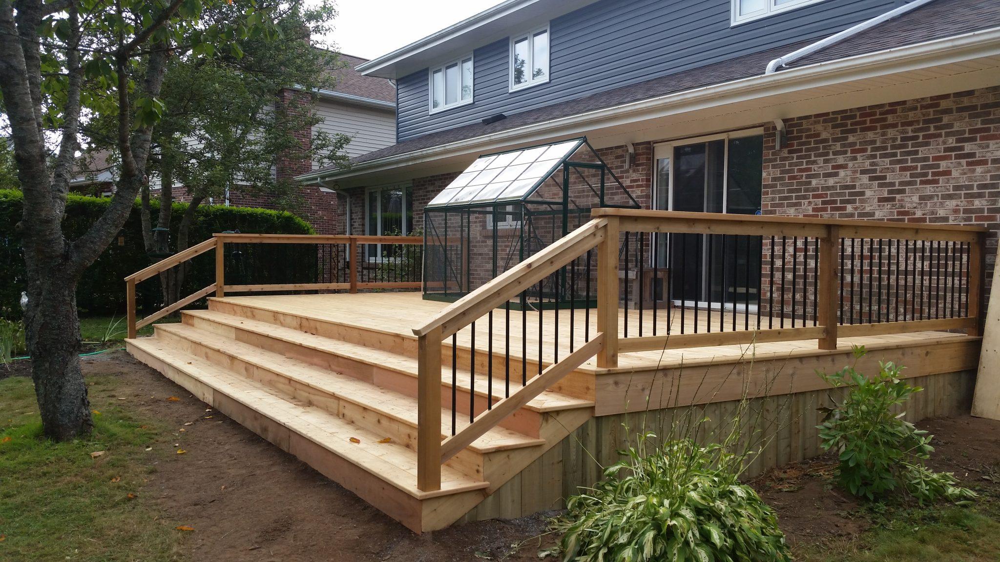 Small Backyard Decks Back Porch Design Ideas - House Plans